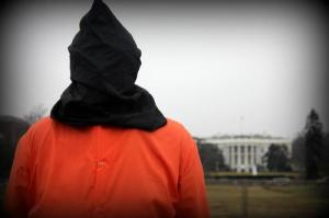 11th anniversary of Guantanamo/White House/Witness Against Torture