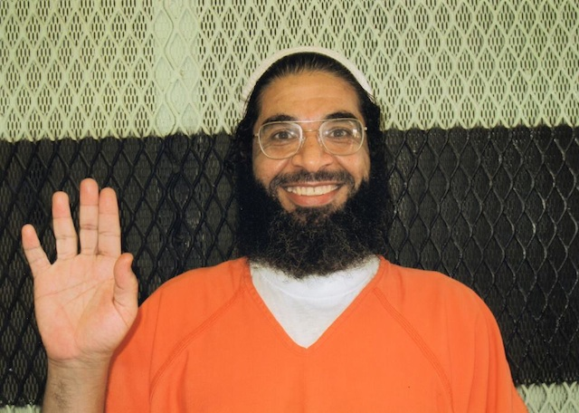 Photo of Shaker Aamer provided by his family in 2012.