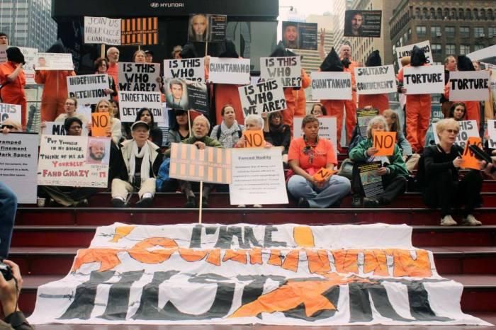 Times Square, New York City, May 23, 2014. (Photo: Palina Prasasouk / Flickr)