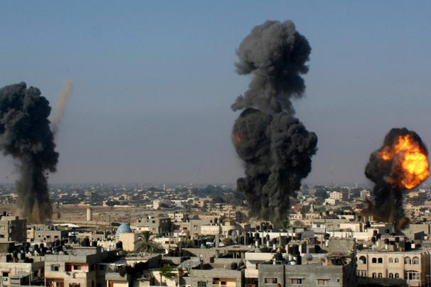 Rafah, Gaza Strip (Photo: Associated Press)